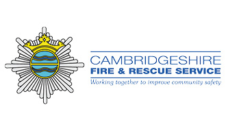 Logo of Cambridgeshire Fire and Rescue Service